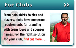 Highland Embroidery - for clubs